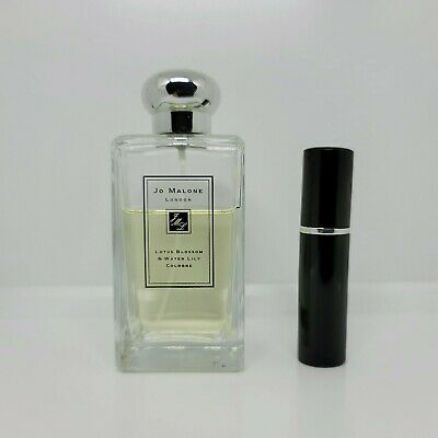 $ CDN14.95 • Buy Jo Malone - Lotus Blossom & Water Lily - 5mL/10mL SAMPLE Decant Glass Atomizer