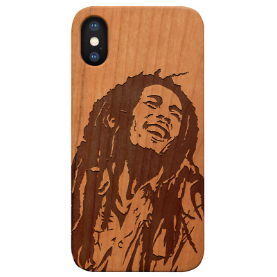 £21.23 • Buy Bob Marley 1 - Engraved Wooden Phone Case For IPhone And For Samsung