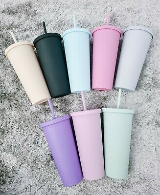 £12 • Buy PERSONALISED 22oz MATTE COLD CUPS TUMBLERS