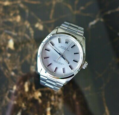 $ CDN6789.71 • Buy A Beautiful Gents Vintage 1978 Rolex Oyster Perpetual Full Set Sold By Harrods