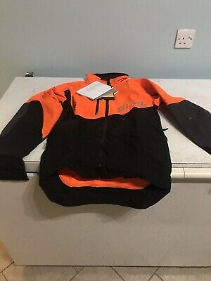 £69 • Buy New Boxed Stihl Classic Xfit Jacket Size Extra Small Chest Non Safety Chainsaw