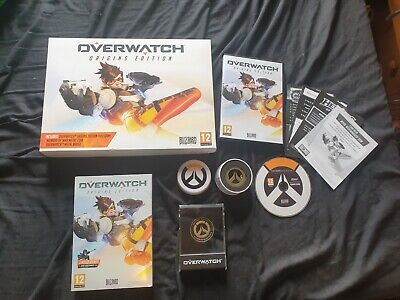 AU55.33 • Buy OVERWATCH ORIGINS EDITION PC Game CODES USED