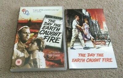 £6.49 • Buy The Day The Earth Caught Fire. Bfi. Dvd. Includes 26 Page Booklet. Region 2