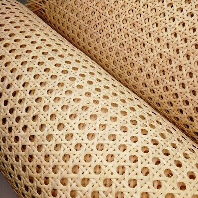 £9.35 • Buy  Natural Indonesian Real Rattan Wicker Cane Furniture Chair Table Bed Repairing