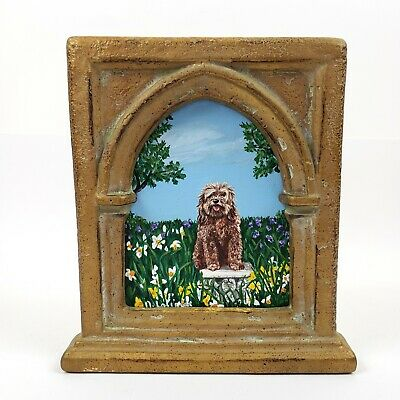 £35.26 • Buy Vintage R. M. KULICKE Collection Gothic Arch Cathedral Picture Mirror Frame 9x11