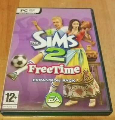 £8.49 • Buy The Sims 2:  Freetime Expansion (pc Windows)