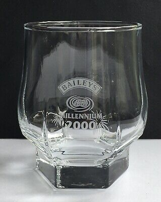 £12.99 • Buy Vintage Baileys Millenium 2000 Special Edition Tumbler Glass Perfect Condition