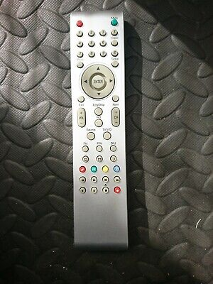 £4.99 • Buy Replacement ALBA LCD TV/DVD COMBI REMOTE CONTROL For AMKDVD19 Silver