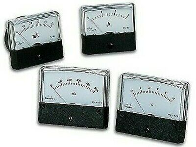 $24.32 • Buy Analogue Current Panel Meter 100mA DC For Use In Electronic Instruments AIM60100