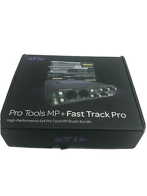 $69.99 • Buy M-Audio Fast Track Pro Digital Recording Interface- Missing Charger