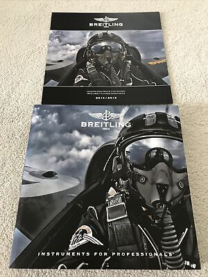 £15 • Buy Breitling Chronolog 2015 Instruments For Professionals Catalogue + Price List
