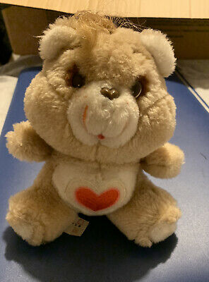 """£10 • Buy Vintage Care Bear 1983 """"Tenderheart"""" Bear 13"""" By Kenner. Excellent Condition"""