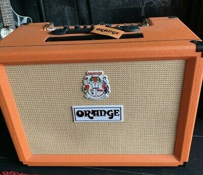 £595 • Buy Orange Rocker 32 W/ Analog Stereo FX Loop (The Only Combo Amp That Can Do So!)