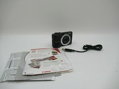 £14.99 • Buy Canon Power Shot A810 HD Digital Camera With Instructions & Power Cable C807