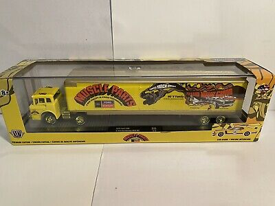 $39.99 • Buy M2 Chase Hauler 1970 FORD C 600 And 1970 MUSTANG BOSS 302 Walmart 750 Made