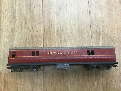 £9.50 • Buy Hornby Dublo Royal Mail Operating Mail Coach Maroon W807,
