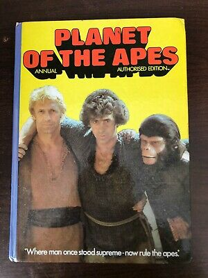 £9.99 • Buy Planet Of The Apes Annual - Brown Watson - 1976 - H/b - Uk Post £3.25