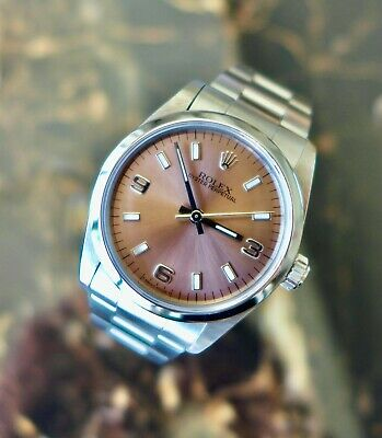 $ CDN6007.61 • Buy A Beautiful Vintage 1996 Midsize 31mm Vintage Rolex Oyster Perpetual Watch S/s