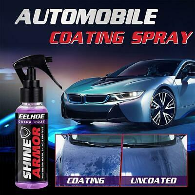 $12.32 • Buy 2021 Shine Armor Ceramic For Car Wash Fortify Quick Coat Polish And Sealer Spray