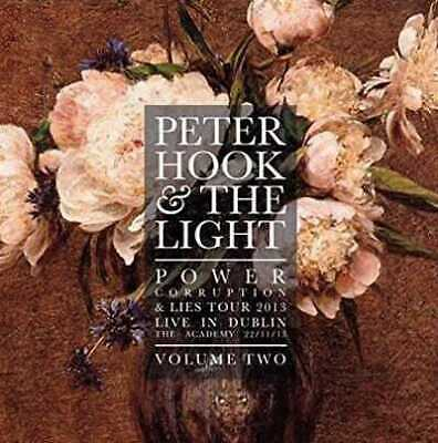 £11.68 • Buy Peter Hook And The Light - Power, Corruption & Lies Tour 2013 Live In Dublin The