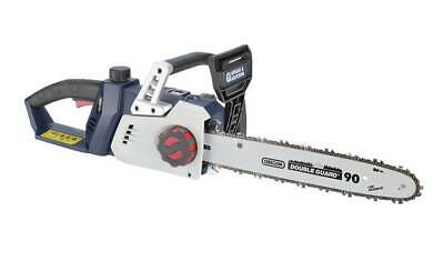View Details Spear & Jackson S3635CC 36V 35cm Oregon Chain Cordless Electric Chainsaw USED • 90.00£