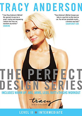 £2.16 • Buy Tracy Anderson Perfect Design Series - Sequence II DVD (2013) FREE Shipping