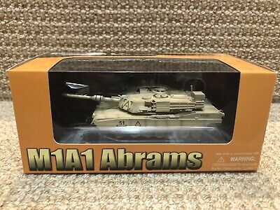 $60.50 • Buy Dragon Armor 1:72 M1A1 Abrams, 3rd Infantry Division, Iraq 2003, No. 62015