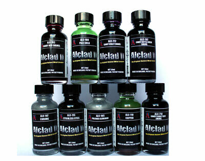 £9.99 • Buy ALCLAD Model Paint Chrome Metal Gloss Wargaming Figures Making Hobby Craft