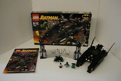 £200 • Buy LEGO Batman 7787 : The Bat-Tank The Riddler And Bane's Hideout - Extremely Rare