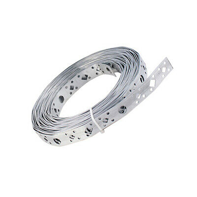 £5.99 • Buy Stainless Steel Multi Purpose Builders Strapping Fixing Band - Various Lengths