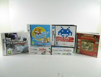 £3.18 • Buy Nintendo DS Games Pick Your Own Bundle Free UK Postage