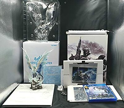 AU194.29 • Buy Used Monster Hunter World IceBorne Master Edition Collector's Package PS4 Capcom