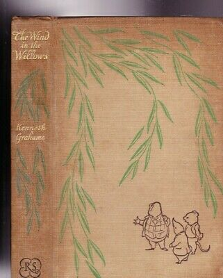 £19.99 • Buy 1954 Reprint Society WIND IN THE WILLOWS Kenneth Grahame E L Shepard