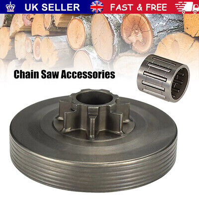 £7.96 • Buy Clutch Drive Drum Sprocket Kit &Needle Bearing For Chinese Chainsaw 45/52/58 7T~