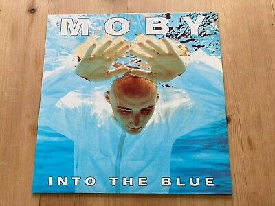 £9.99 • Buy Moby – Into The Blue 12  Vinyl  Mute – 12 MUTE 179