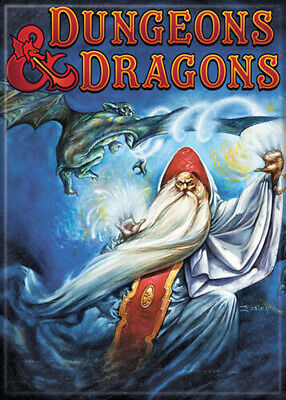AU31.46 • Buy Dungeons And Dragons Player's Handbook ADD 3.5 X 2.5 Magnet