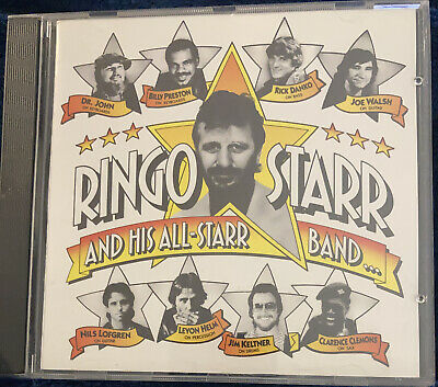£5.31 • Buy Ringo Starr And His All-Star Band CD 1990