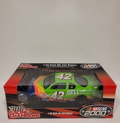 $19.99 • Buy Kenny Irwin #42 Bell South 2000 Monte Carlo 1/24 Racing Champions Car Cover