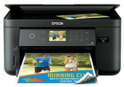View Details Epson Expression Home XP-5100 Wireless Color Photo Printer - SHIPS FAST • 89.97$