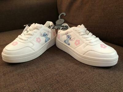 £23.99 • Buy Disney Lilo And Stitch Trainers Shoes  BNWT Primark