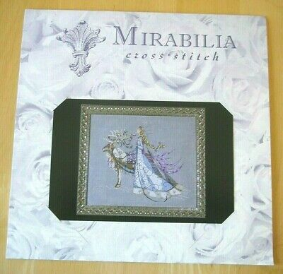 £22 • Buy Mirabilia  The Snow Queen  Cross Stitch Chart  Md143