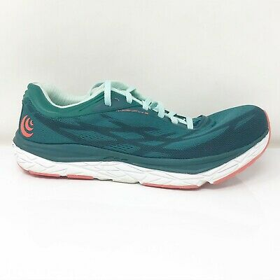 $ CDN61.27 • Buy Topo Athletic Womens Magnifly 3 Emerald Sky Running Shoes Lace Up Low Top Size 9