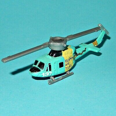 £6.86 • Buy MICRO MACHINES - BELL UH-1 HUEY  IGUANA AIR TOURS  - Helicopter Aircraft