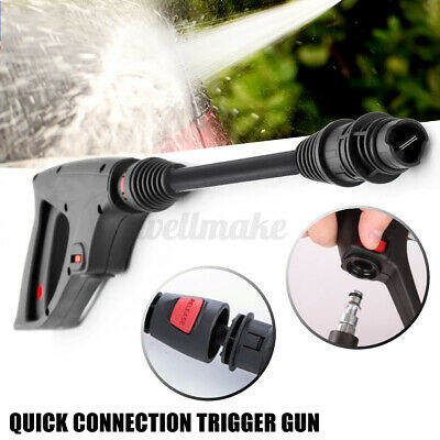 £11.37 • Buy High Pressure Washer Spray Trigger Gun&Variable Lance Nozzle 20MPA For LAVOR VAX