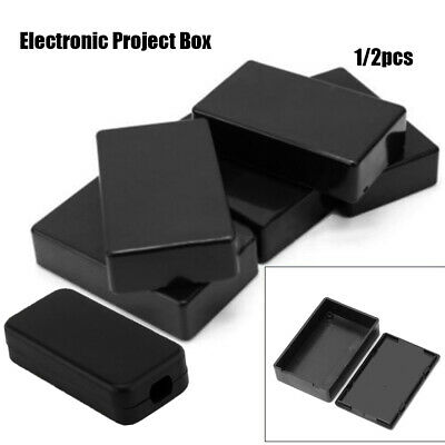 £3.98 • Buy Enclosure Boxes Waterproof Cover Project Electronic Project Box Instrument Case