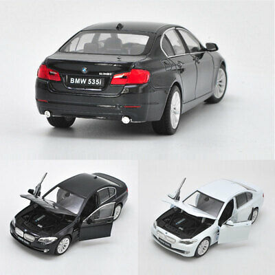 £21.99 • Buy 1:24 Scale BMW 5 Series 535i Model Car Diecast Gift Toy Vehicle