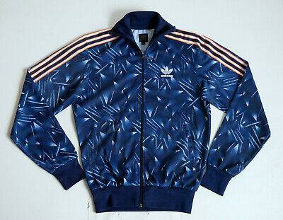 £34.99 • Buy Liverpool FC 1989 – 1991 Candy Special Adidas Originals Track Top Jacket Size XS