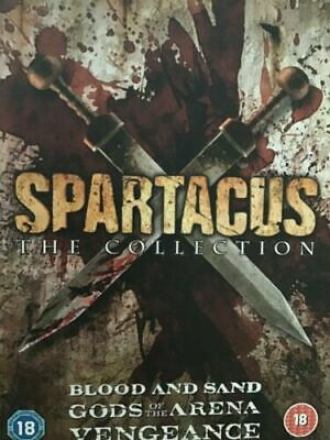 £18.09 • Buy The Spartacus Collection DVD (2012) Andy Whitfield FREE P&P