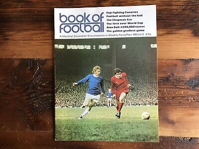 £3.99 • Buy Marshall Cavendish Encyclopaedia - Book Of Football - Part 18 Excellent