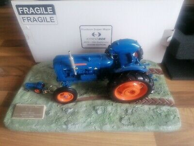 £249.99 • Buy Extremely Rare 1/16 Fordson Super Major Tractor Ernest Doe 50th Anniversary